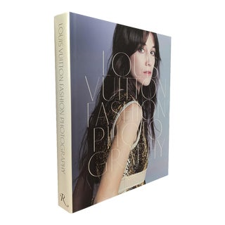 Louis Vuitton Fashion Photography Book For Sale
