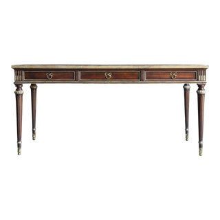 French Regency Maitland-Smith Writing Desk For Sale