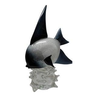 Oscar Zanetti - Giant Fish Murano Sculpture For Sale