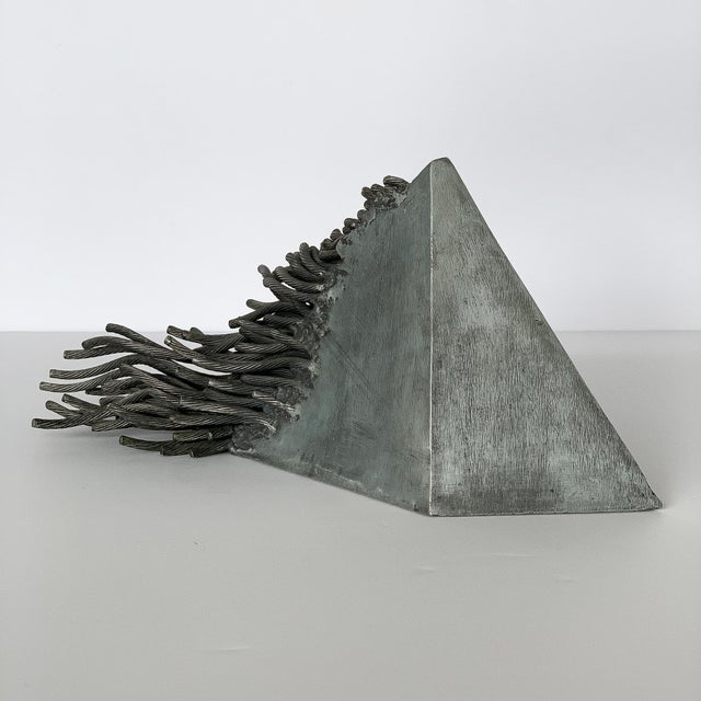 Abstract Bella Feldman Abstract Sculpture, Out of Egypt For Sale - Image 3 of 12