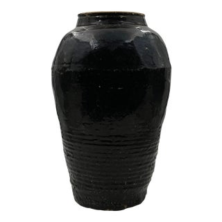 20th Century Japanese Soja Pot For Sale