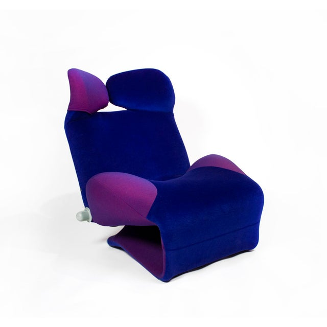 Lounge Chair by Toshiyuki Kita for Cassina For Sale - Image 9 of 9