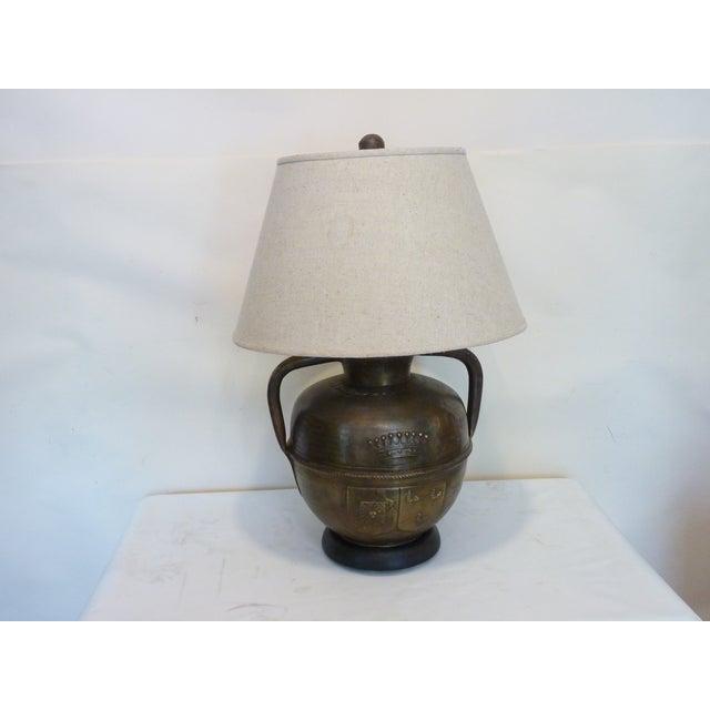 Metal Urn Table Lamp - Image 2 of 4