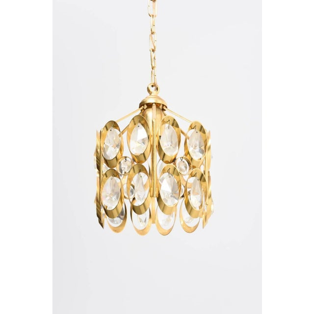 Jewel Chandelier Designed by Palwa For Sale - Image 6 of 7