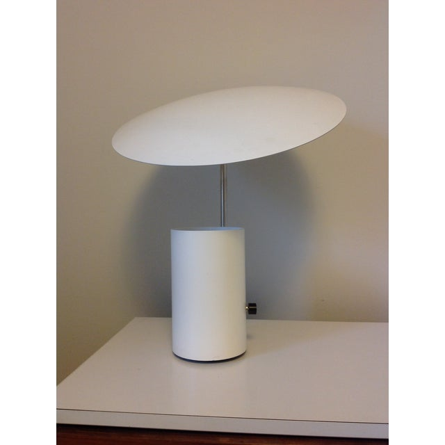 """George Nelson for Koch & Lowy """"Half Nelson"""" Lamp For Sale - Image 5 of 8"""