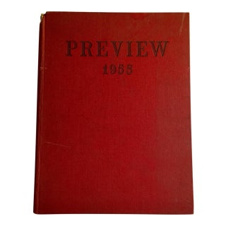 Preview 1955 Hollywood London Film Book For Sale