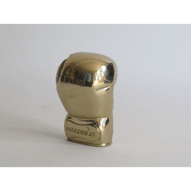 Brass Boxing Glove - Image 8 of 10