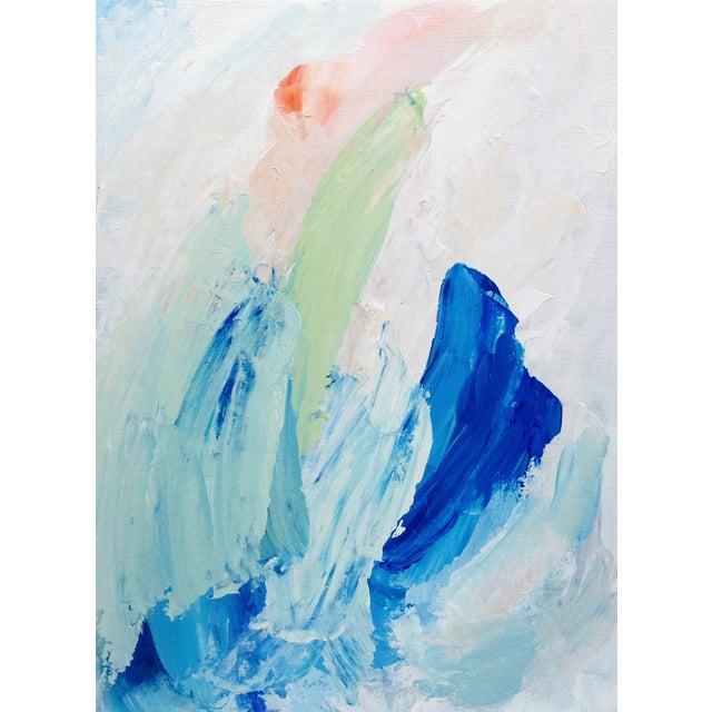 """Dani Schafer """"Quiet II"""" Original 2014 Painting - Image 1 of 8"""