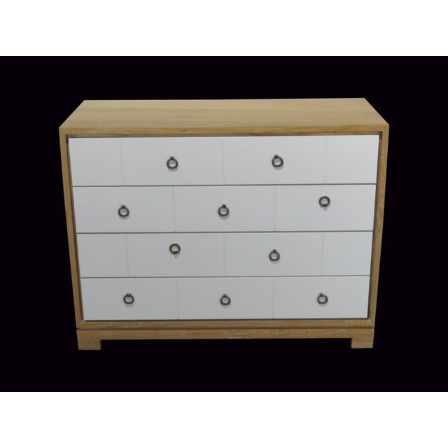 Mid-Century Modern Tommi Parzinger Style Chest For Sale - Image 13 of 13