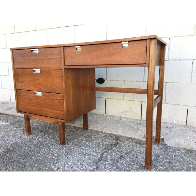 1960s Mid Century Modern Desk - Image 9 of 11