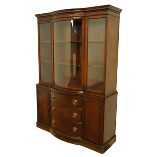 Drexel Furniture New Travis Court Collection Cherry Duncan Phyfe China Cabinet Preview