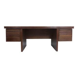 Dutch Rosewood Executive Desk