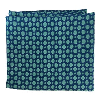 Blue Schumacher Betwixt Fabric