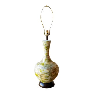 Mid-Century Modern Ceramic Table Lamp For Sale