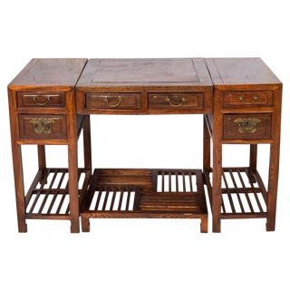 1930s Chinese 3-Piece Desk Set