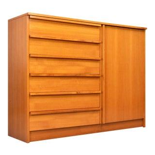 Danish Modern Teak Storage Chest/Dresser by Faarup Mobelfabrik For Sale