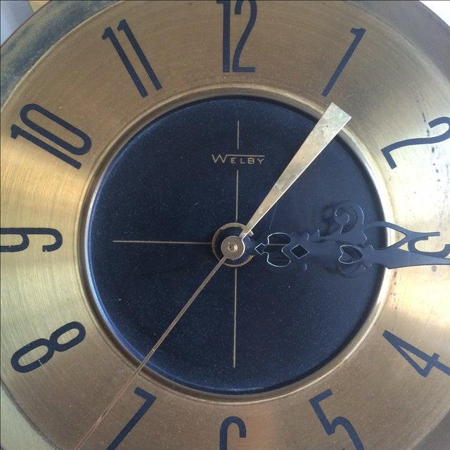 Welby Atomic Starburst Clock - Image 6 of 7