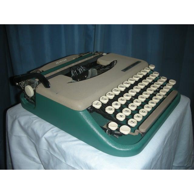 1953 SCM Skyriter Typewriter - Image 3 of 5