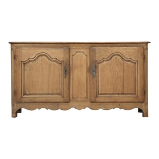 French Oak Buffet c.1800 For Sale