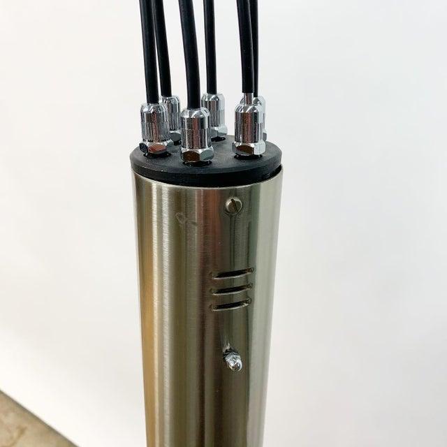 Italian Modern Adjustable Floor Lamp For Sale - Image 11 of 13