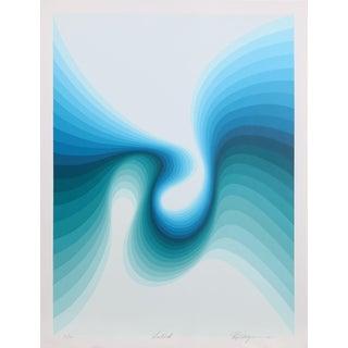 Roy Ahlgren, Seabird, Serigraph For Sale