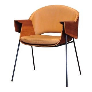 "Jurg Bally ""Double-Shell"" Chair For Sale"
