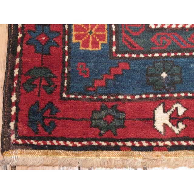 Tribal Kazak Rug For Sale - Image 3 of 7