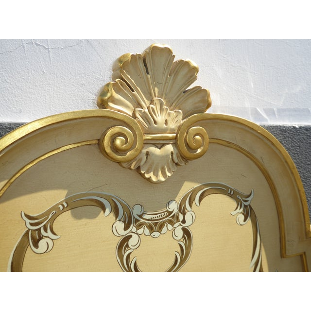 Kindel Vintage French Country King Headboard - Image 7 of 11