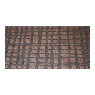 Chris Stone Glazed Linen Upholstery Fabric - 19 Yards