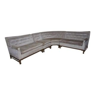 Hollywood Wormley Wright Gibbings Sectional For Sale