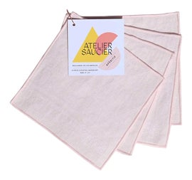 Image of Blush Table Linens
