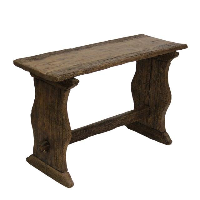 Rustic Hacienda Tavern Table - Image 2 of 3