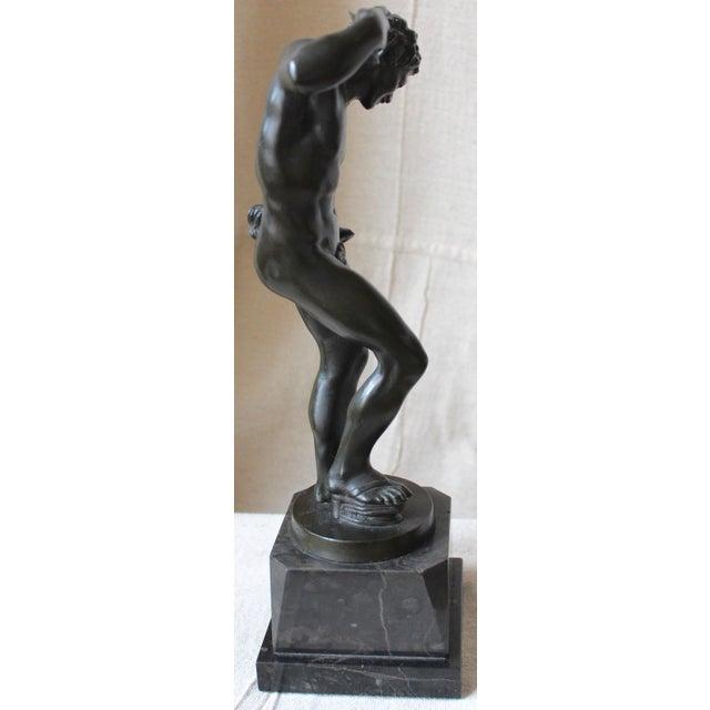 Dancing Satyr Bronze Figure - Image 4 of 8