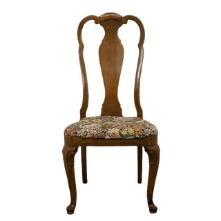 Thomasville Furniture Carlton Hall Collection Dining Side Chair 805-9 For Sale