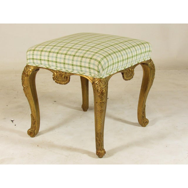 19th C. Vintage French Bench Seat For Sale - Image 10 of 10