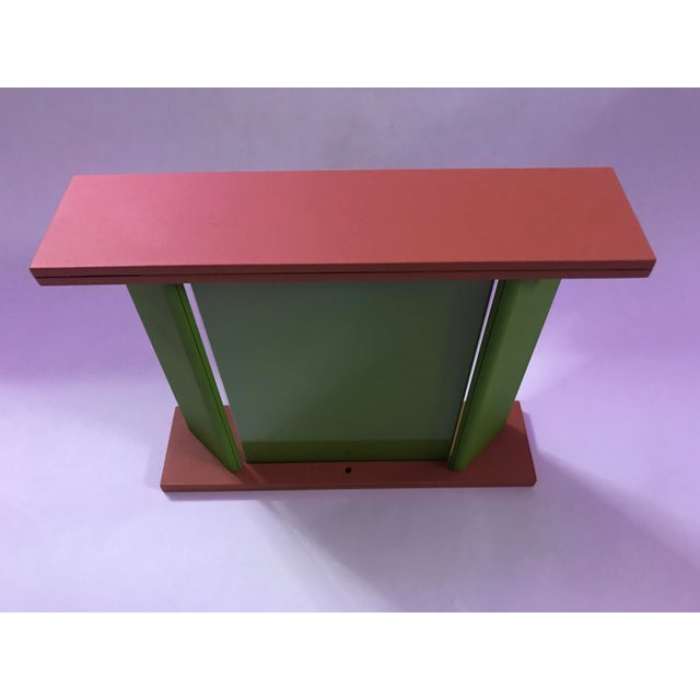 Marutomi Marco Zanini Ettore Sottsass Table Mirror - Image 5 of 6
