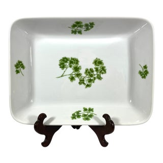 Parsley Baking Dish For Sale