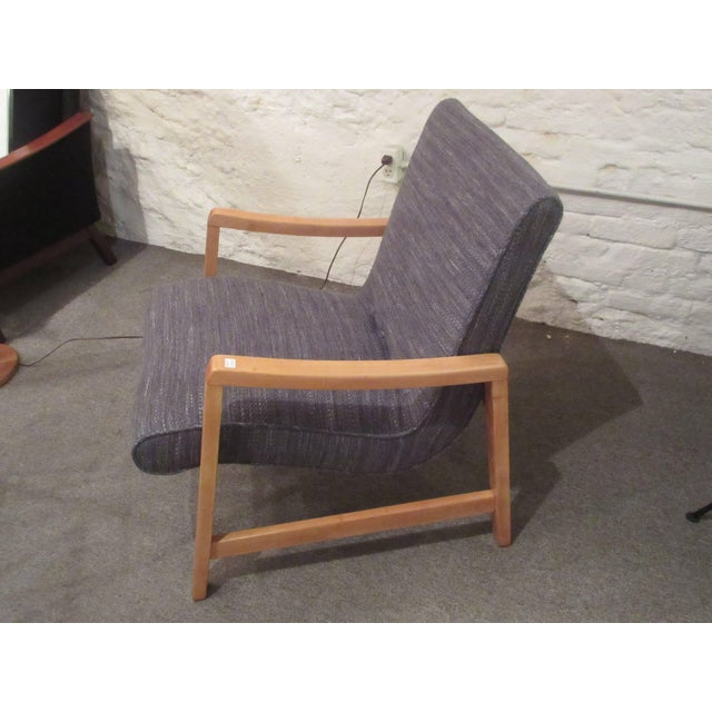 Jens Risom for Knoll Associates Armchair For Sale In Philadelphia - Image 6 of 8