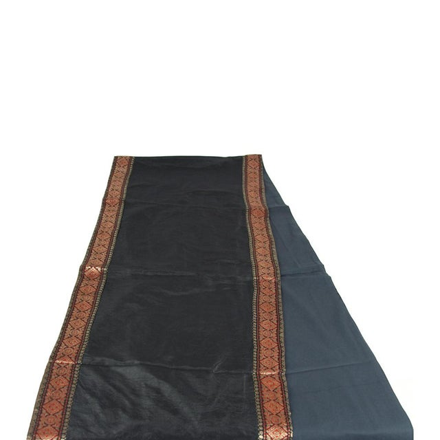 Ebony Heritage Silk Runner - Image 3 of 4