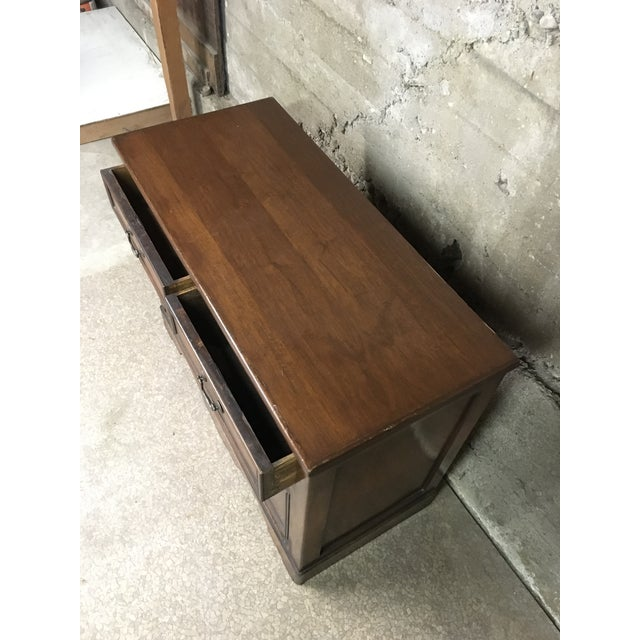 Mid 19th Century Antique English Petite Sideboard For Sale - Image 10 of 12