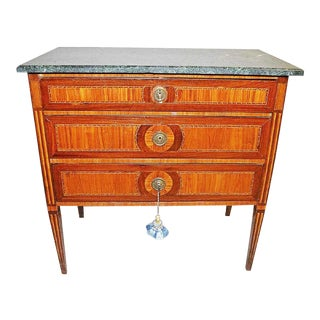 19th Century French Directoire Commode Dresser For Sale