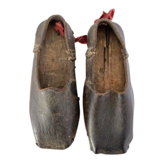 Children's Shoes Ca 1884 For Sale