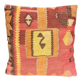 Image of Newly Made Southwestern Pillows