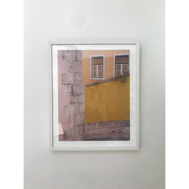 Contemporary Halation Studio Contemporary Framed Portugal Photograph For Sale - Image 3 of 3