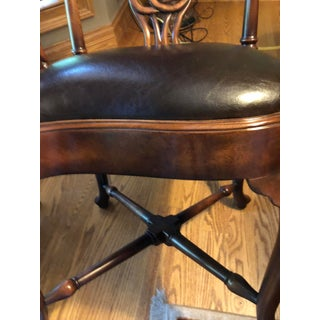 Theodore Alexander Corner Chairs - A Pair Preview