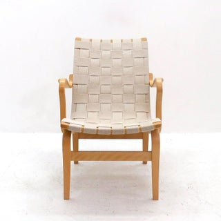 "Bruno Mathsson for Dux ""Eva"" Arm Chair Preview"
