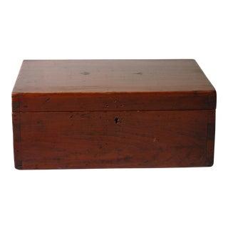 19th Century Artist's Box For Sale