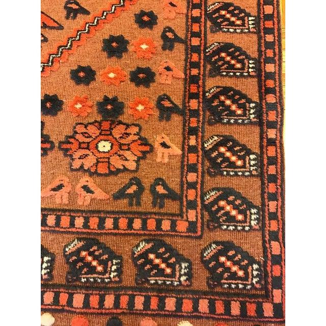 Vintage Anatolian Bergama Rug - 3′3″ × 5′7″ - Image 3 of 6