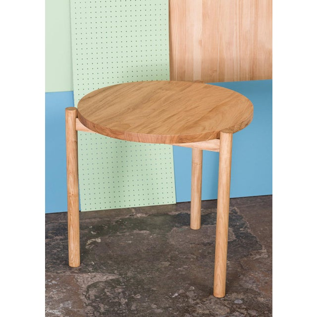 Contemporary Ebb and Flow San Juan Bistro Table For Sale - Image 3 of 5