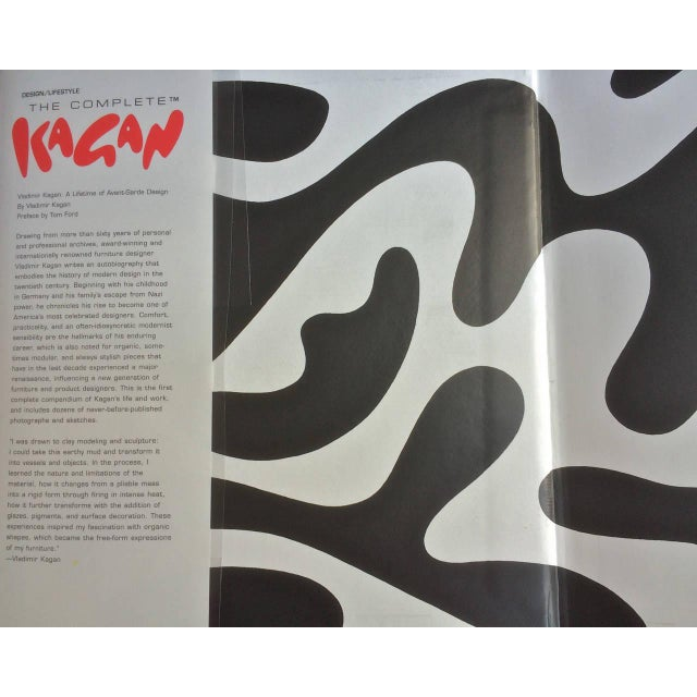 Vladimir Kagan: A Lifetime of Avant-Garde Design, Signed by Kagan - Image 1 of 10